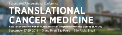 AACR International Conference Translational Cancer Medicine 2 NET OK